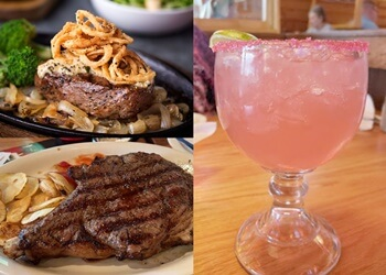Greensboro steak house Logan's Roadhouse