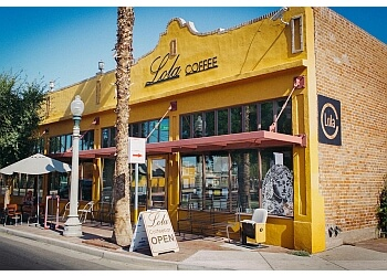 Phoenix cafe Lola Coffee
