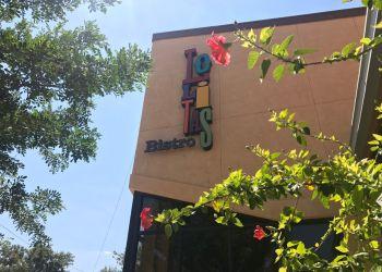 Laredo american restaurant Lolitas Bistro