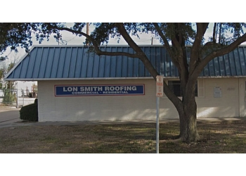 Garland roofing contractor Lon Smith Roofing & Construction