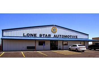 Midland car repair shop Lone Star Automotive