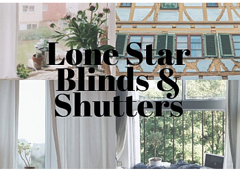 Fort Worth window treatment store Lone Star Blinds & Shutters