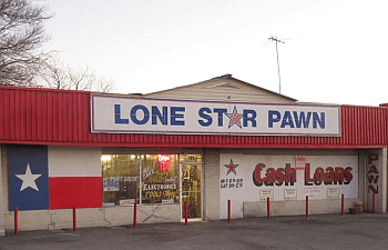 Grand Prairie pawn shop Lone Star Pawn Shop