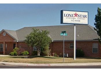 Odessa storage unit Lone Star Storage Center