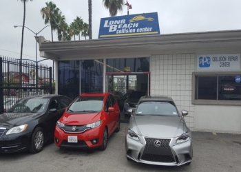 Long Beach auto body shop Long Beach Collision