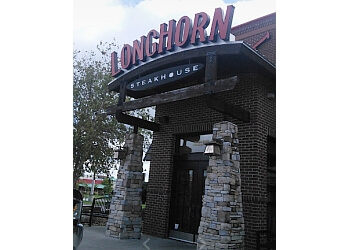 Kansas City steak house LongHorn Steakhouse