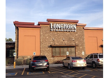 Surprise steak house LongHorn Steakhouse