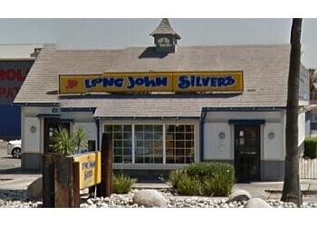 San Bernardino seafood restaurant Long John Silver's