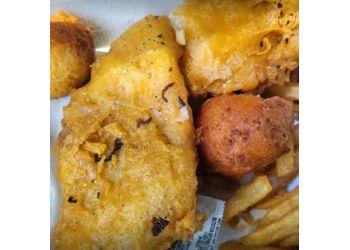 Topeka seafood restaurant Long John Silver's