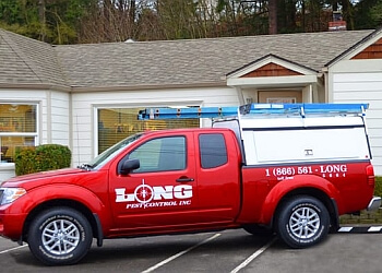 Tacoma pest control company Long Pest Control Inc.