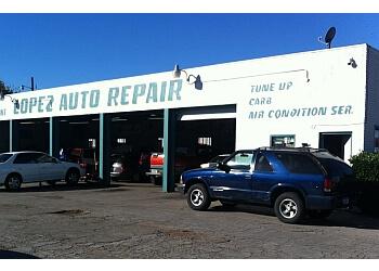 Irving car repair shop Lopez Auto Repair