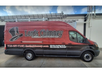 Houston chimney sweep Lords Chimney