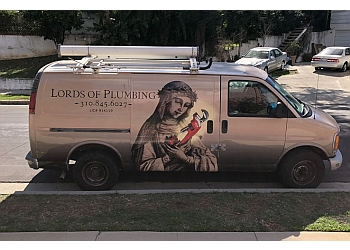 Los Angeles plumber Lords Of Plumbing Inc.