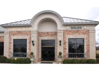 Huntsville jewelry Loring & Co.