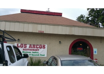 Mobile mexican restaurant Los Arcos Mexican Restaurant