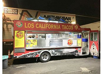 Pasadena food truck Los California Tacos