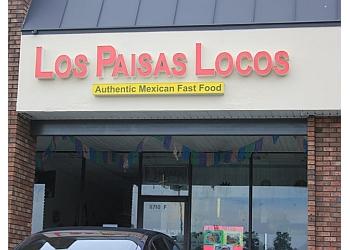 Newport News mexican restaurant Los Paisas Locos