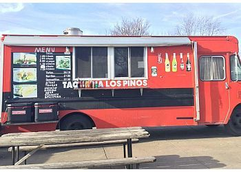 Des Moines food truck Los Pinos Taqueria