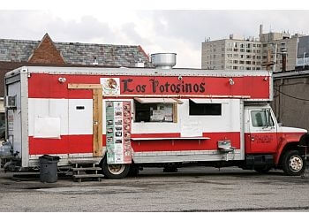 Columbus food truck Los Potosinos