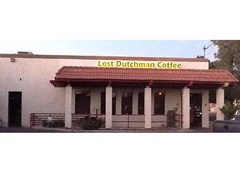 The Lost Dutchman Cafe