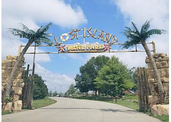 Cedar Rapids amusement park Lost Island Water Park