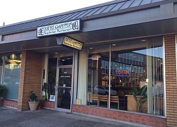 Eugene vegetarian restaurant Lotus Garden Vegetarian Restaurant
