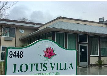 Fontana assisted living facility Lotus Villa & Memory Care
