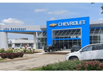 Rockford car dealership Lou Bachrodt AutoMall