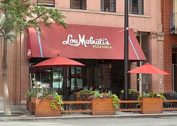Chicago pizza place Lou Malnati's Pizzeria