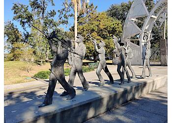 New Orleans public park Louis Armstrong Park