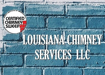 Shreveport chimney sweep Louisiana Chimney Services