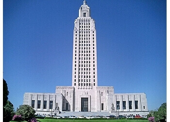 Baton Rouge landmark Louisiana State Capitol