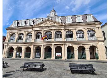 New Orleans landmark Louisiana State Museum - The Cabildo