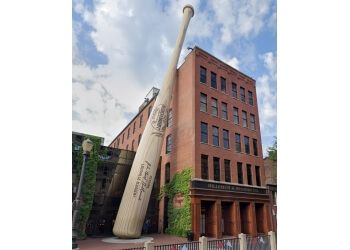 Louisville places to see Louisville Slugger Museum & Factory