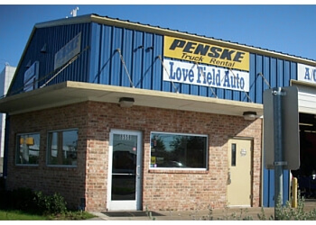 Dallas car repair shop Love Field Auto Inc.