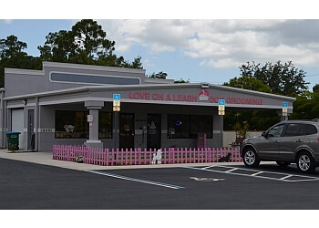 Cape Coral pet grooming Love On A Leash