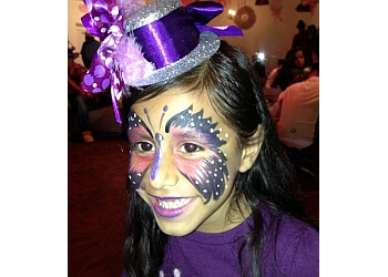 Newark face painting Love Peace and Paint Entertainment