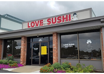 Columbia sushi Love Sushi