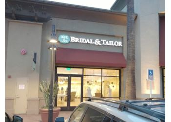 Irvine bridal shop Love and Lace Bridal and Tailor