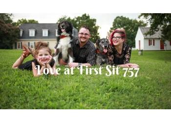 Newport News dog walker Love at First Sit 757