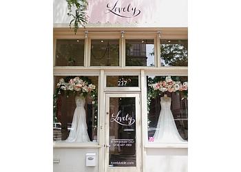 Philadelphia bridal shop Lovely Bride
