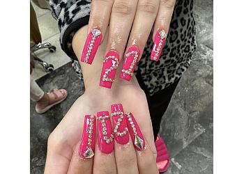 Akron nail salon Lovely Nails