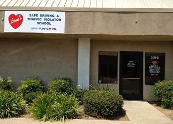 Modesto driving school Love's Safe Driving School