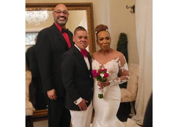 Houston wedding officiant Love the One You're With