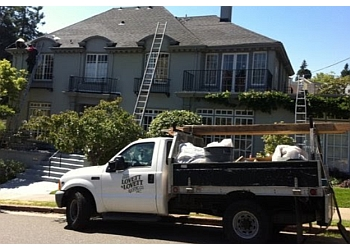 Oakland roofing contractor Lovett & Lovett Roofing Co. Inc.