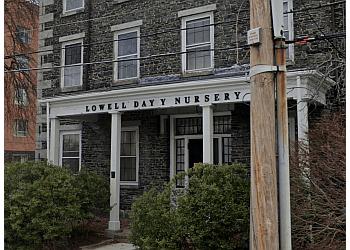 Lowell preschool Lowell Day Nursery
