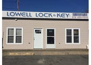 Lowell locksmith Lowell Lock & Key
