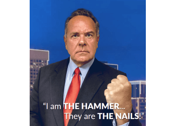 Norfolk personal injury lawyer Lowell The Hammer Stanley