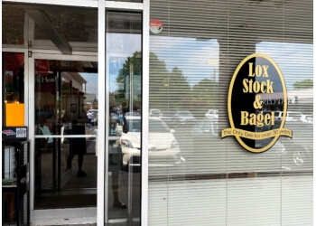 Greensboro bagel shop Lox Stock & Bagel