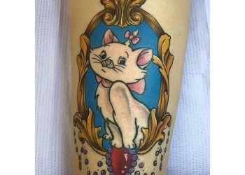 Columbus tattoo shop Loyalty Tattoo